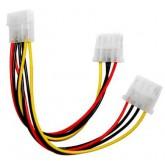 Cable de 15cm Adaptador de Alimentación MOLEX LP4