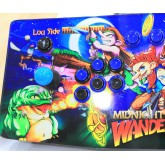 PANEL ARCADE 2 PLAYER USB