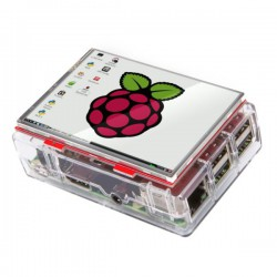 Raspberry Pi 3 KIT pantalla tactl