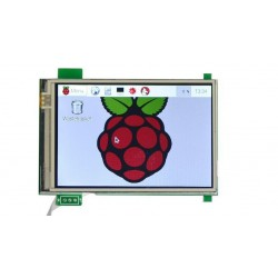 Pantalla Tactil Raspberry Pi 3
