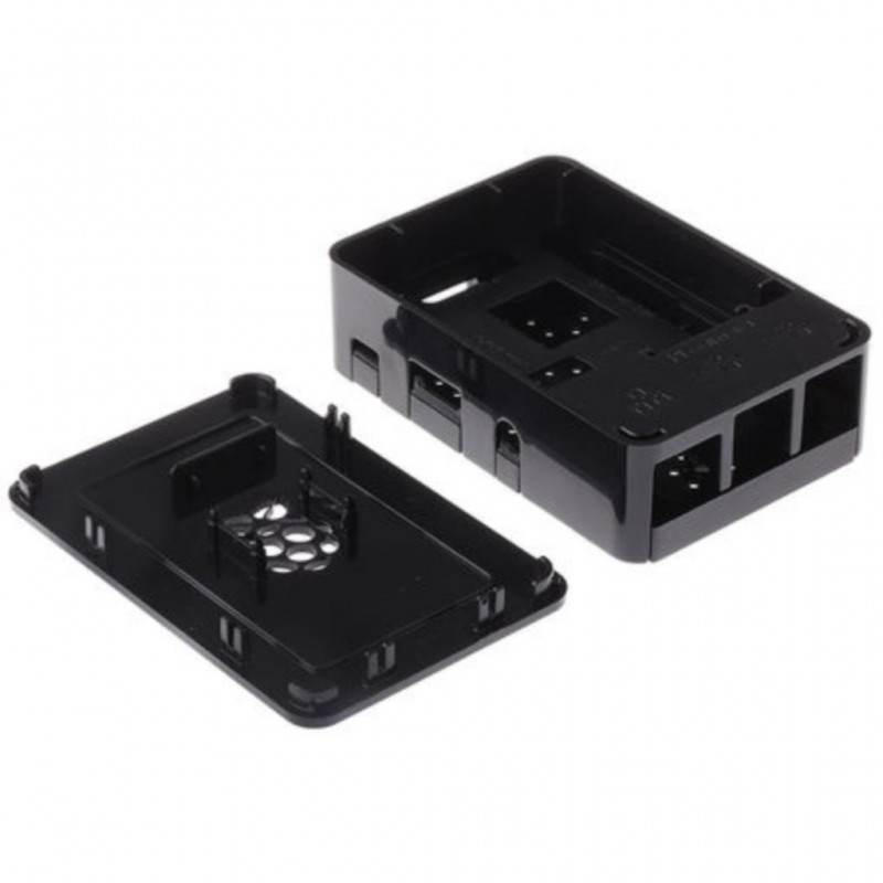 Caja negra raspberry pi 3 arcade shop spain for Conectar botones arcade a raspberry pi 3