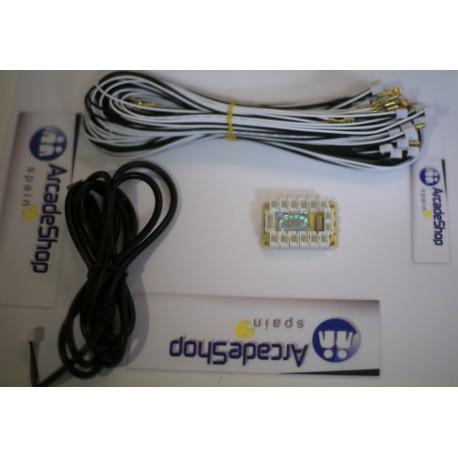 EASY CONTROL PANEL USB RASPBERRY 1 PLAYER