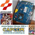 Jamma 680  Juegos en Multi OUT