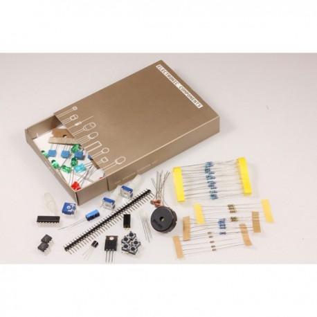 Arduino Starter Kit es el Kit Oficial